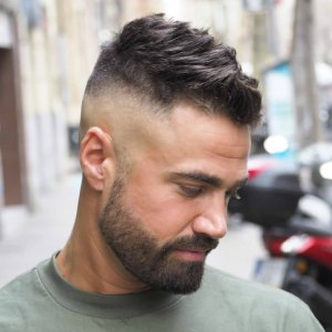 Fade Hairstyle for Mens 2018 Men s Hairstyle Swag