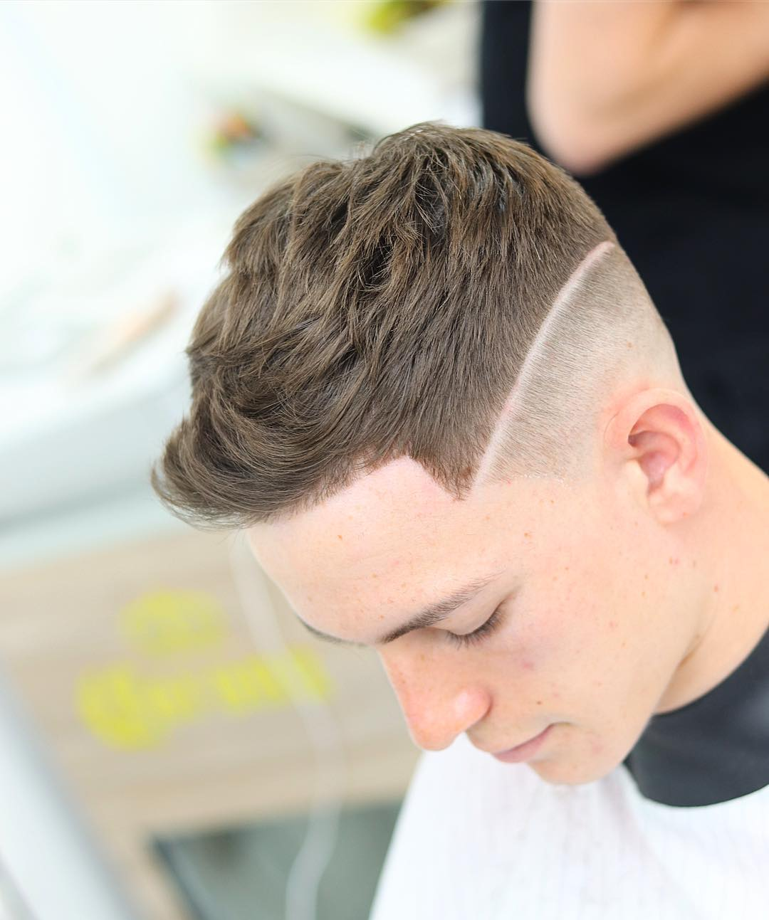 45 high fade haircuts latest updated mens hairstyle swag
