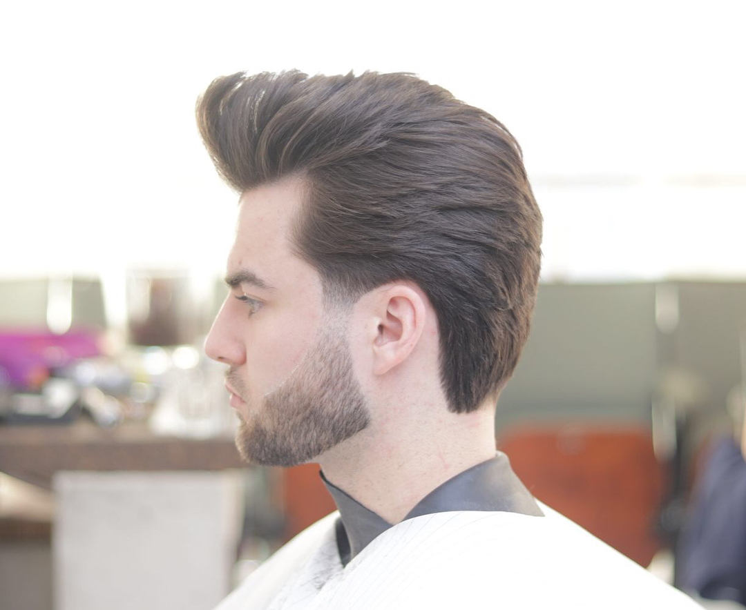 alan_beak pomp comb over cool haircuts for mens with thick hair