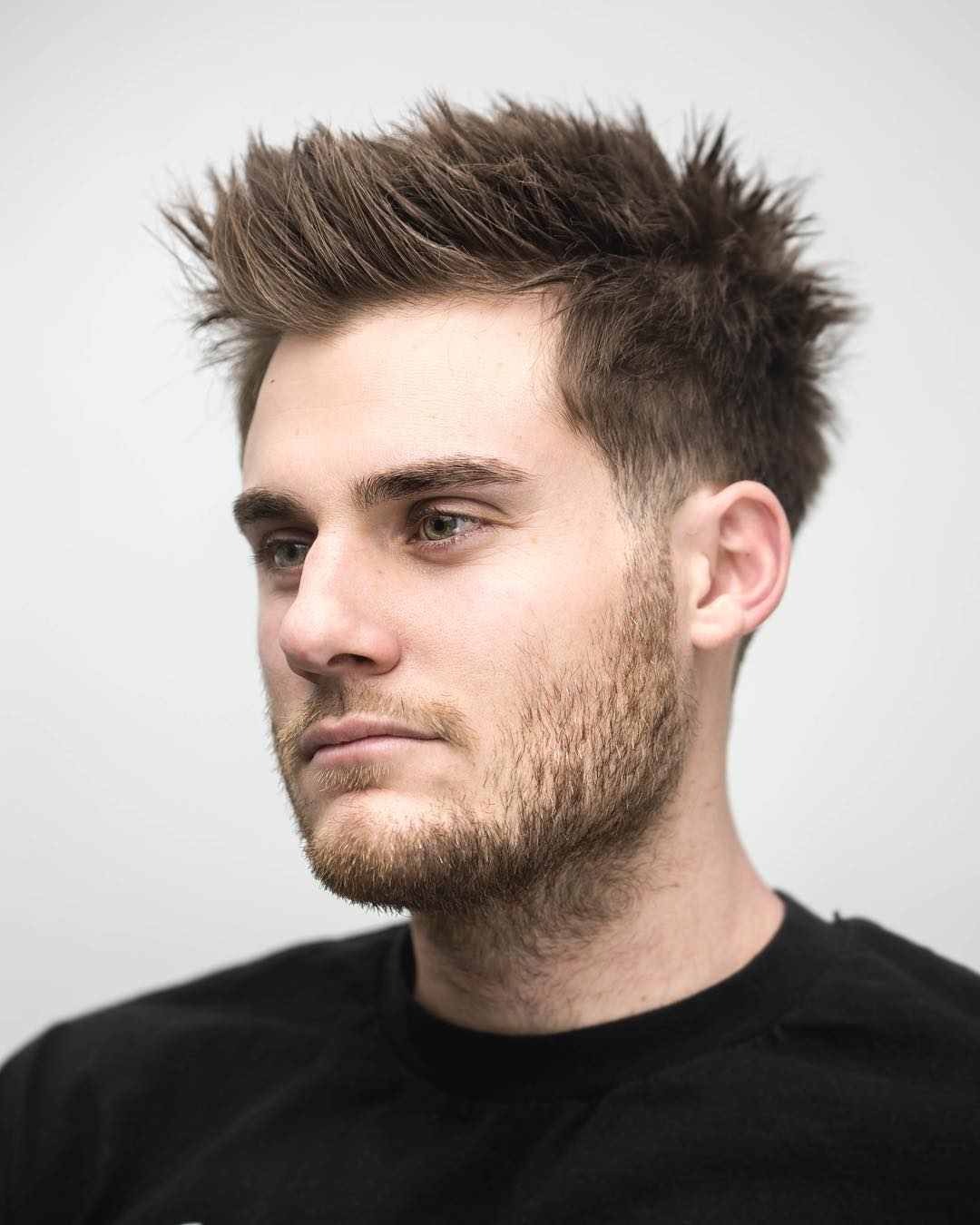 andrewdoeshair spiky haircuts lastest mens haircuts