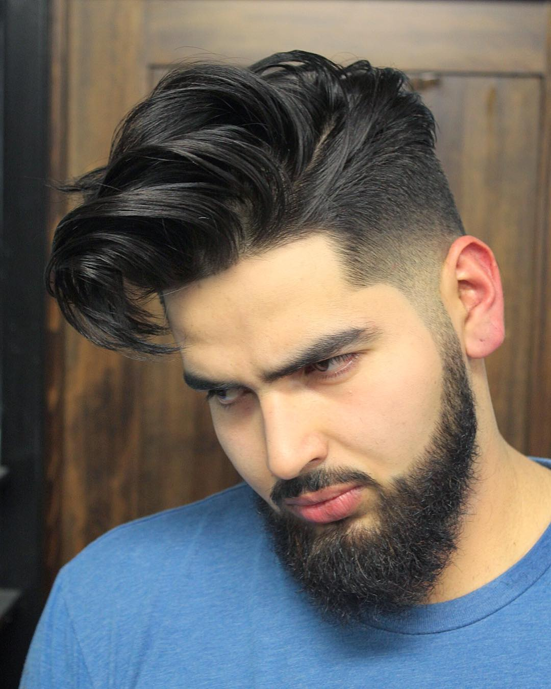 20 Latest Cool Haircuts For Mens With Thick Hair Men S Hairstyle Swag