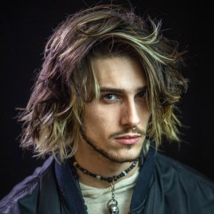 best hair styles long hair styles for men 2018