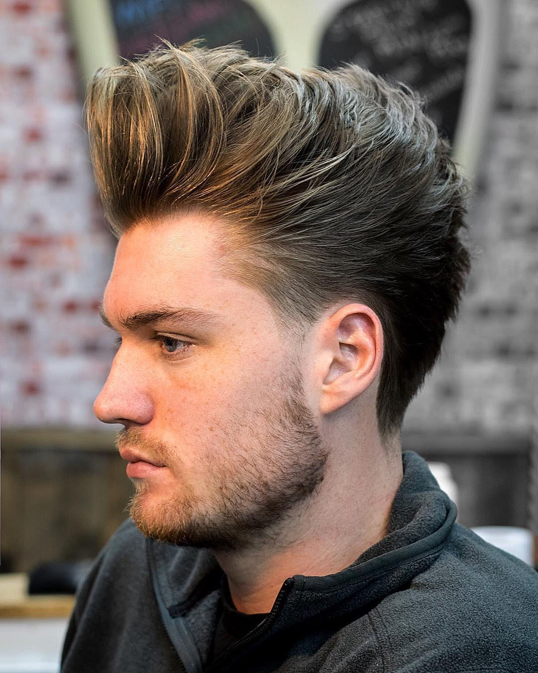 25 Latest Side Part Haircuts 2018 Mens Hairstyle Swag