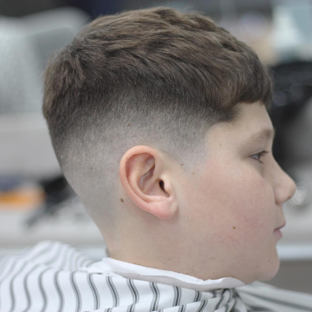 joshconnollybarber drop fade skin fade sweep back boys fade haircuts