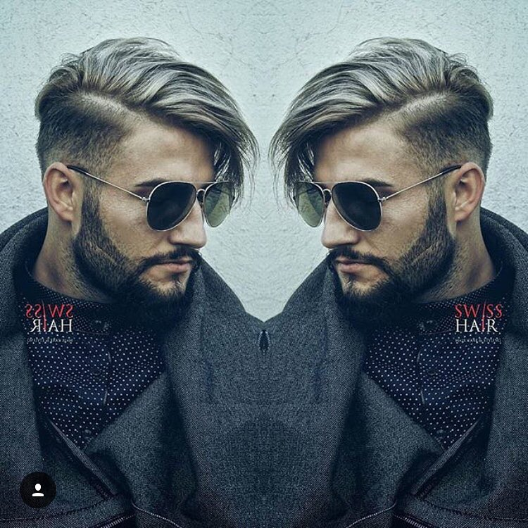 _karco long side part hair long hairstyles for men 2018