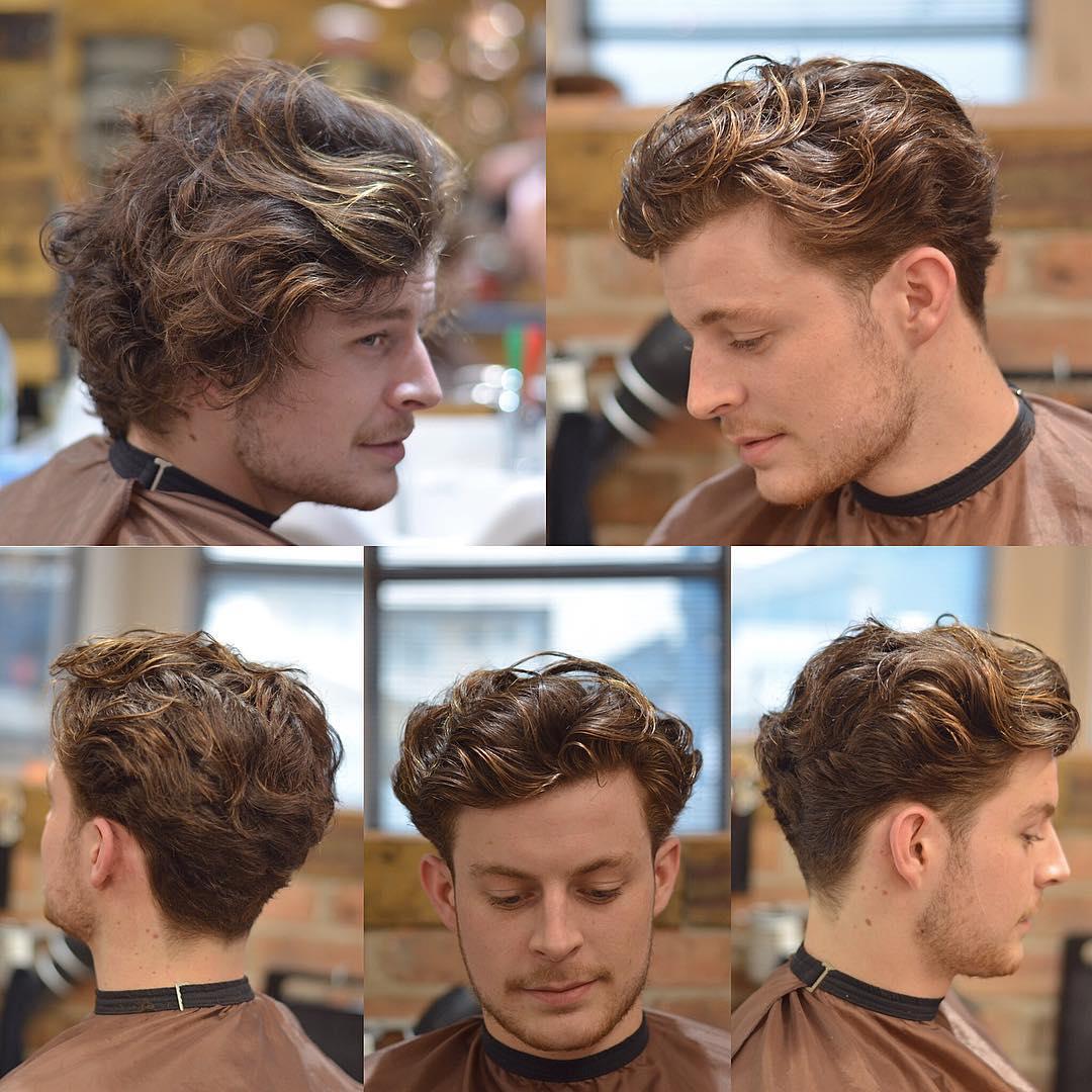 mattjbarbers long length haircuts vs medium length haircuts 2018