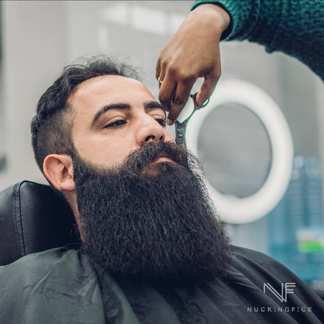 mokumbarbers huge beard haircuts long hairstyles for men 2018