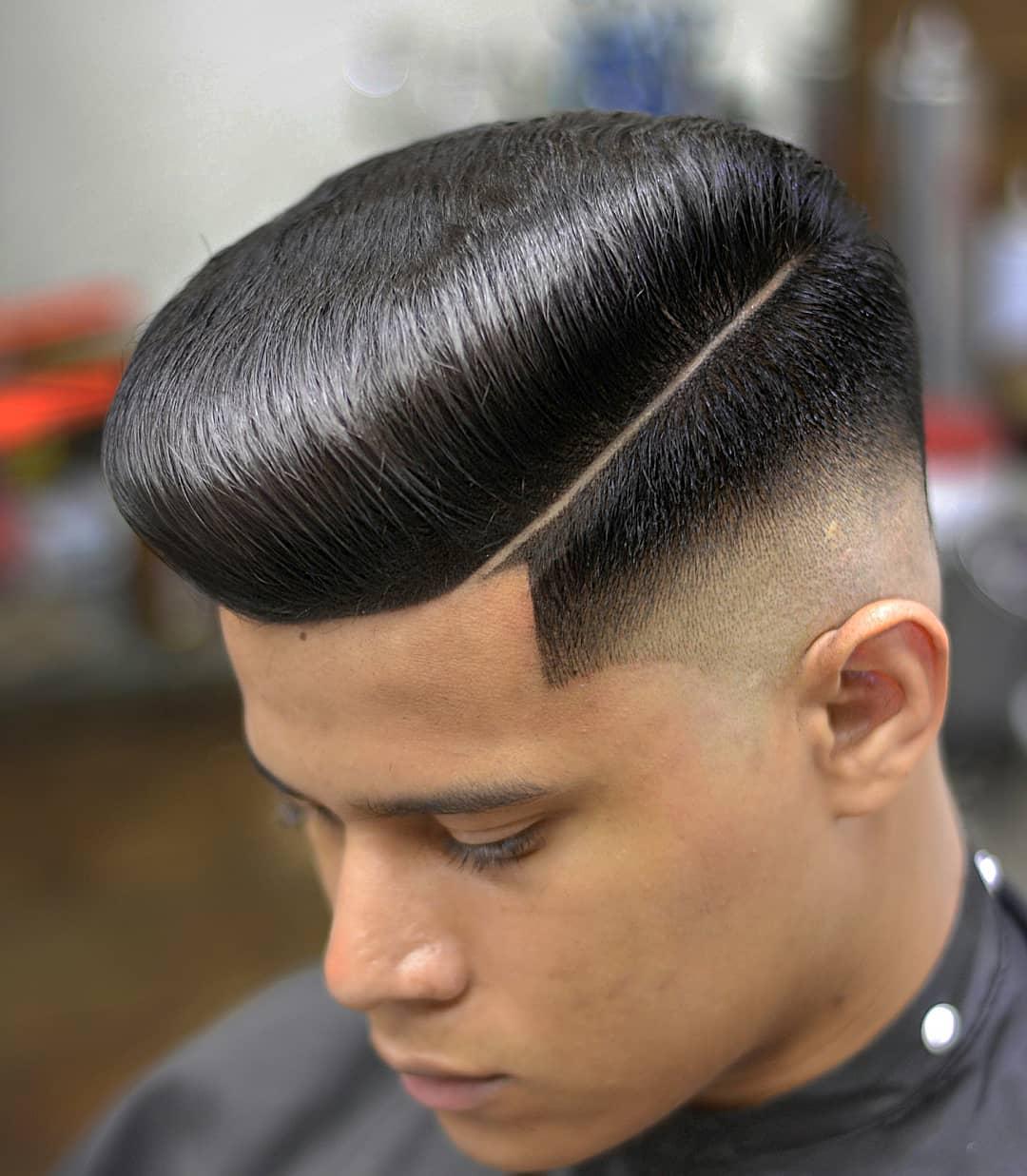 25+ Popular The Pompadour Haircut 2018