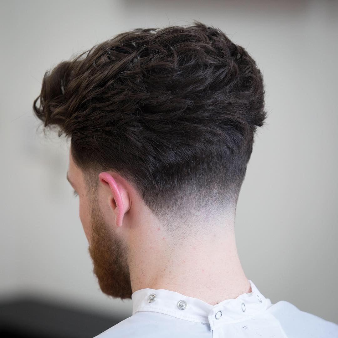 20+ Latest Cool Haircuts for Mens with Thick Hair - Men's ...