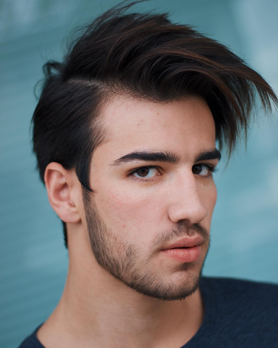 Mens Hairstyle Medium Length: Latest Men's Hairstyles 2018