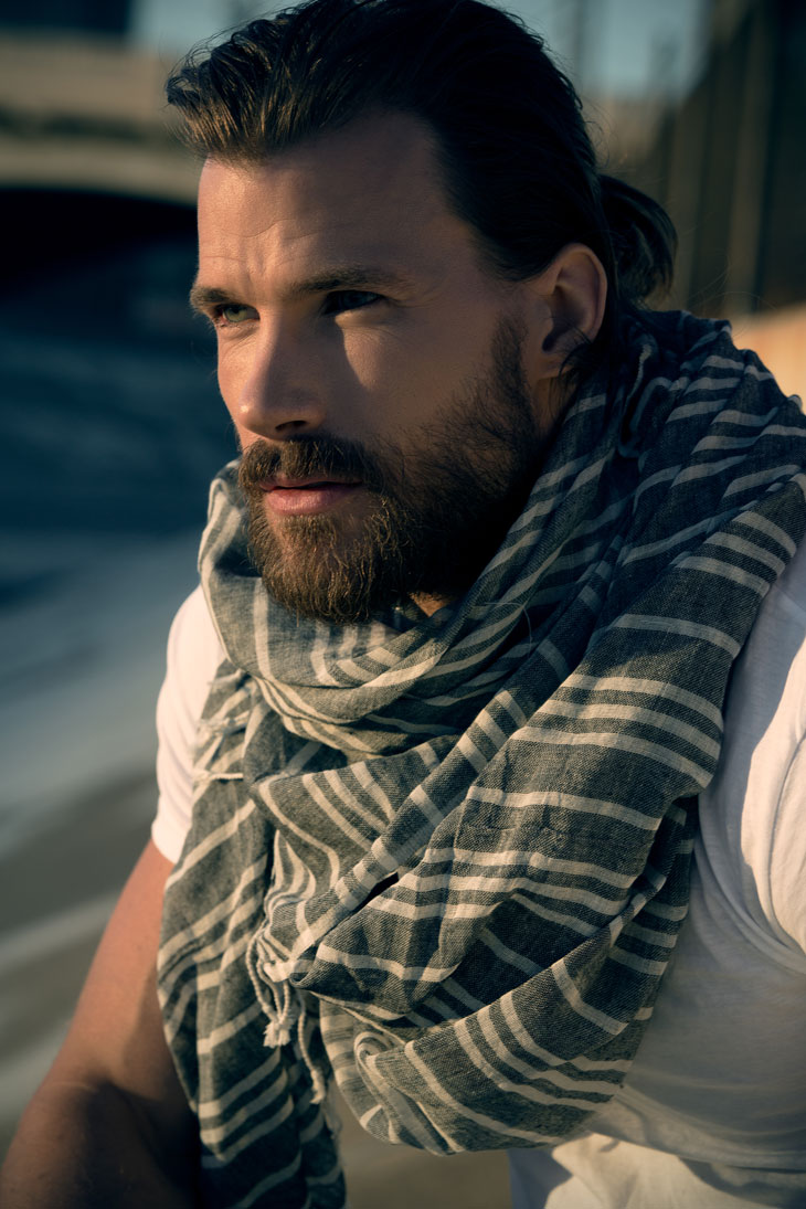 Lasse Larsen modern men beardman beard styles for men