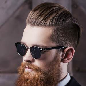 Latest Slick Back Hairstyles For Men 2018