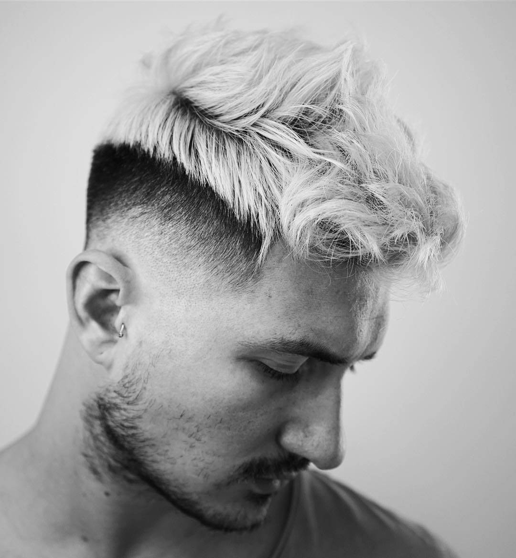juliuscaesar clean best Shaved Part Hairstyles For Men 2018