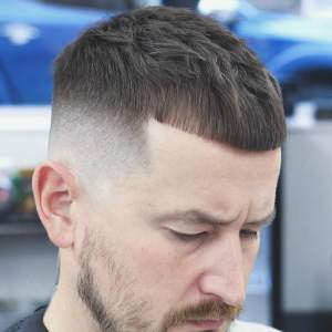 latest Popular Shaved Part Hairstyles For Men 2018