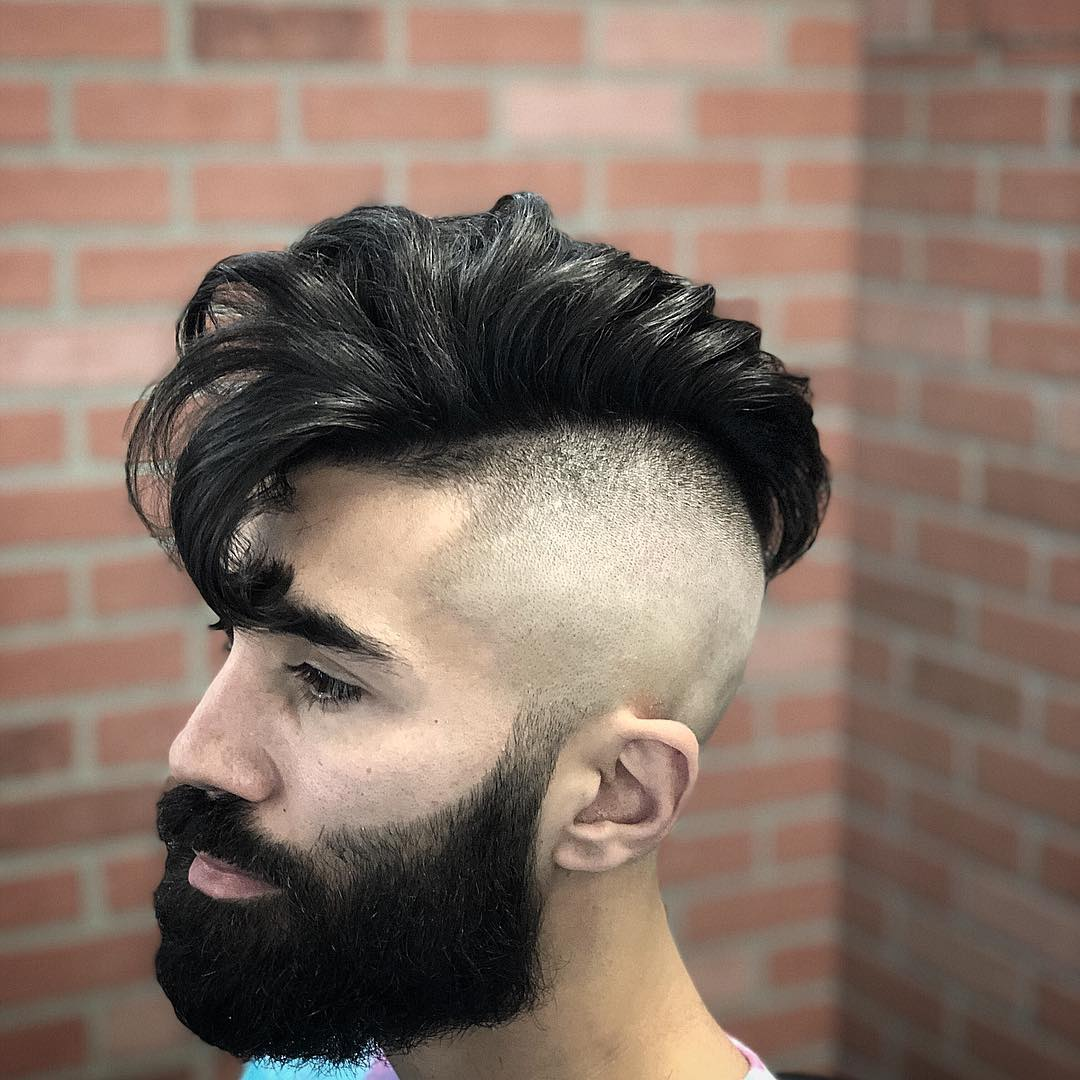 Latest Men S Medium Length Hairstyle 2018 Men S