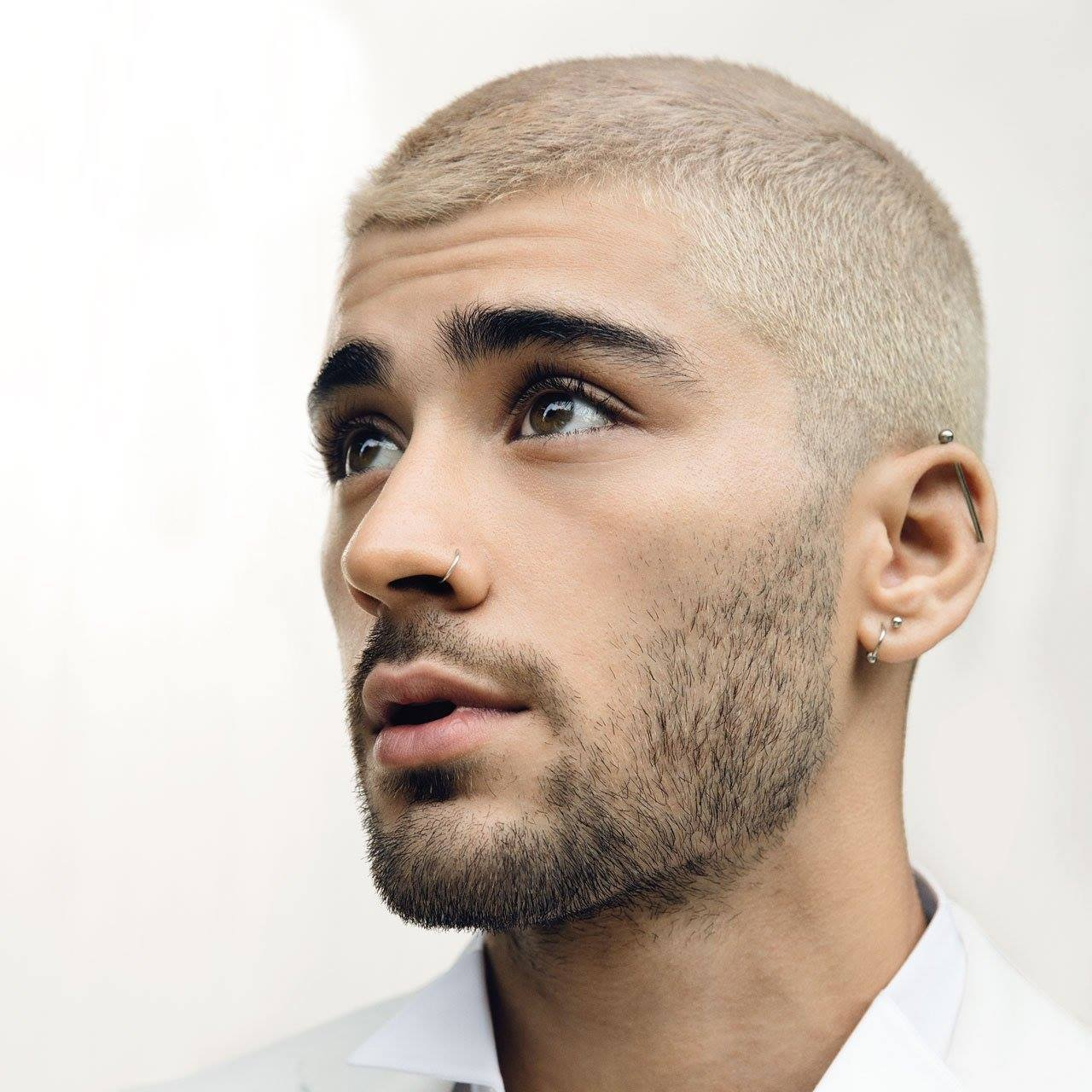 zayn malik haircut latest updated - men's hairstyle swag