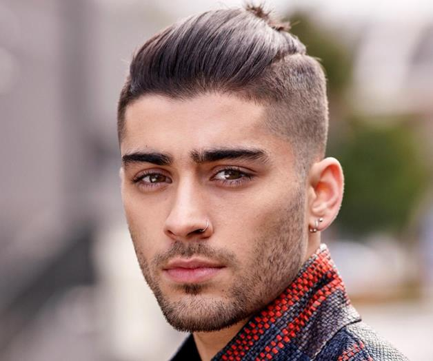 zayn malik haircuts long hair man bun zayn malik hairstyle