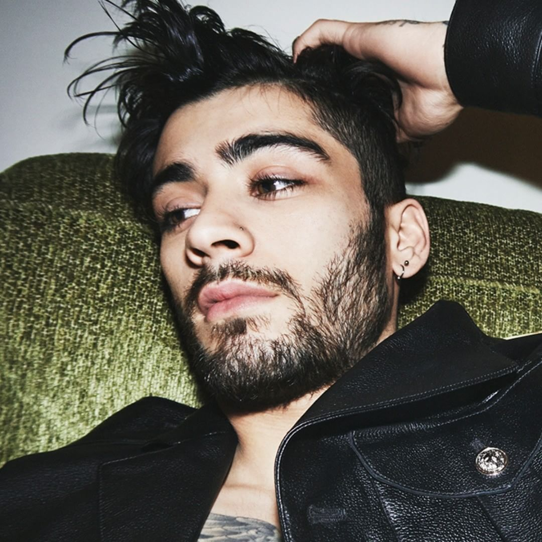 zayn malik haircuts with zayn malik beard