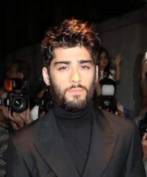 zayn malik mens suit red carpet long haircuts