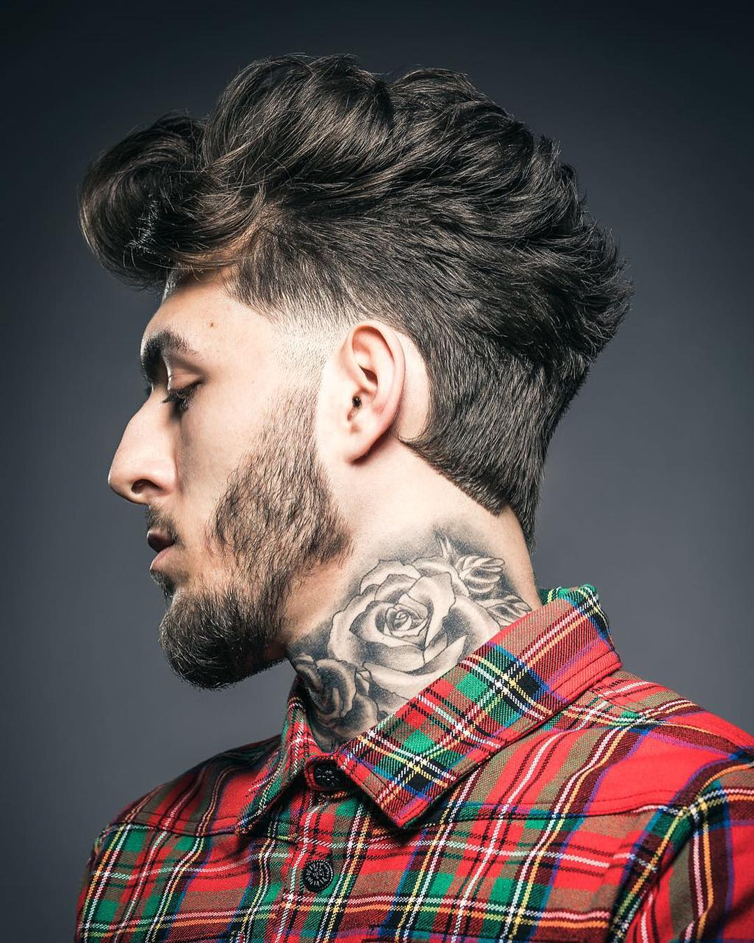 barberdeano latest hd cool fade hairstyles 2018