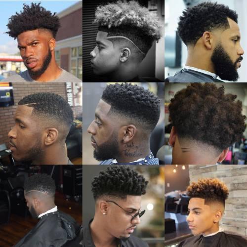 25 black men fades