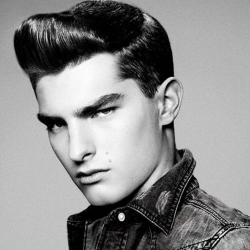 80s coolest rockabilly hairstyles for men