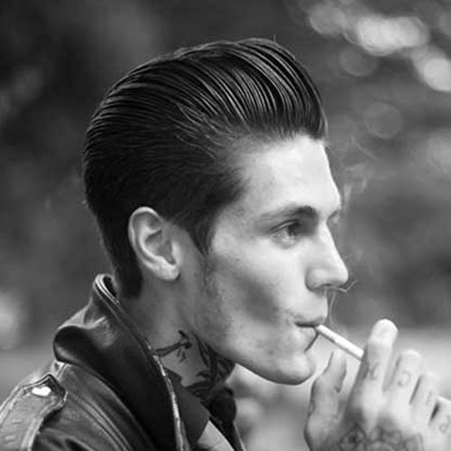 20 Latest Rockabilly Hairstyles For Men Men S Hairstyle Swag