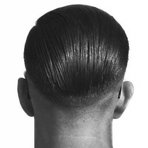 Greaser Hairstyles rockabilly hairstyles for men slick back