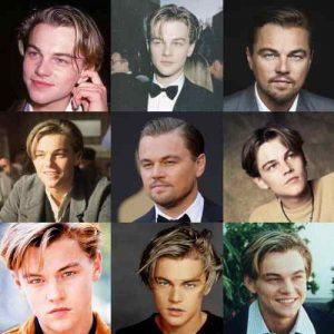 Leonardo DiCaprio Haircuts