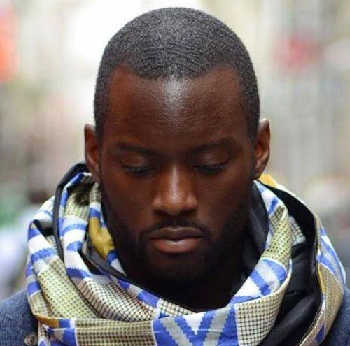 black men fades buzz cut latest smooth