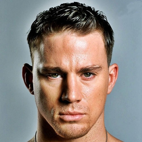 channing tatum haircut medium length hair side part haircut