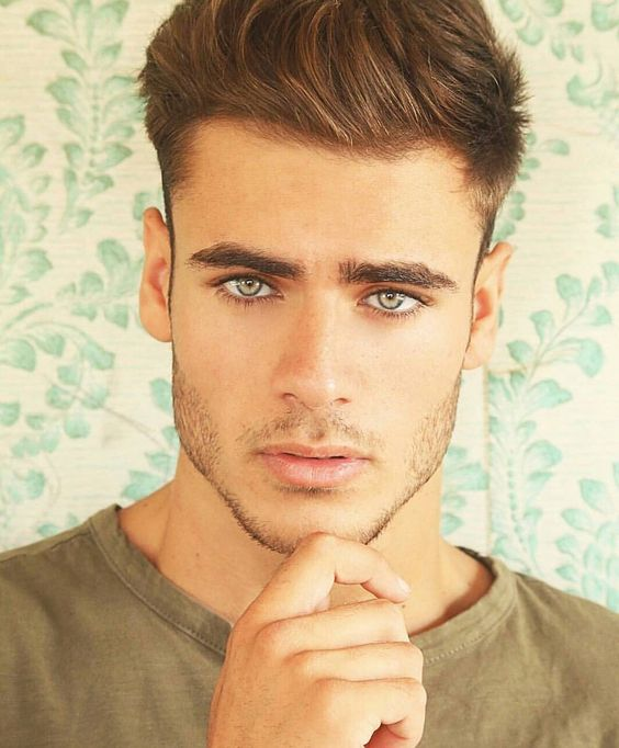 Cute Men: 15 Latest Cute Hairstyles For Guys