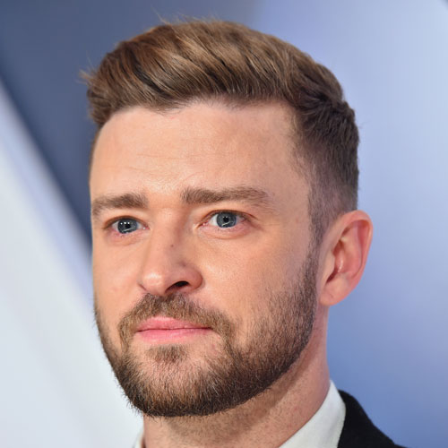 justin timberlake haircut short pompadour celebrity hairstyles for men