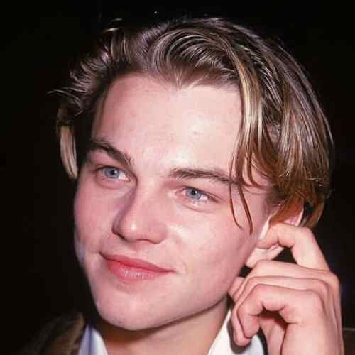 leonardo dicaprio haircut old hairstyles