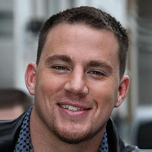 low length short haircut channing tatum haircut