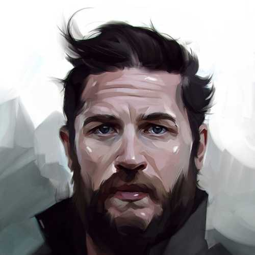 tom hardy haircut beard styles