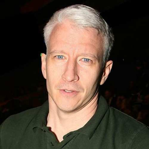 anderson cooper slicked haircut