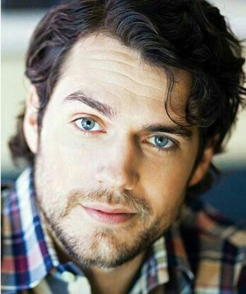 henry cavill hair superman