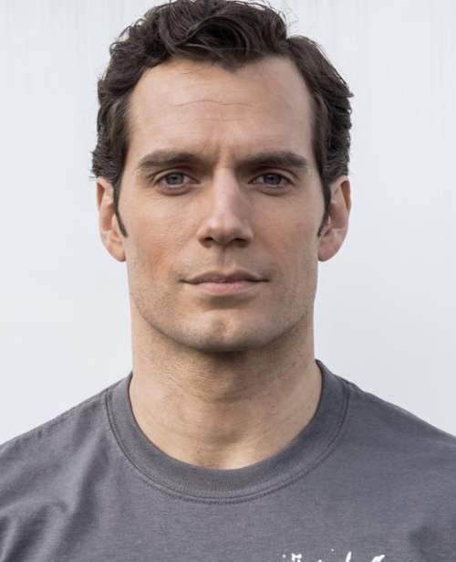 henry cavill haircut man of steel