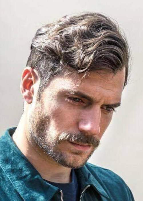 henry cavill hairstyles 2018
