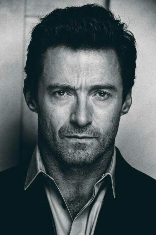 hugh jackman short haircut