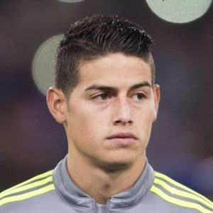 James Rodriguez Haircut