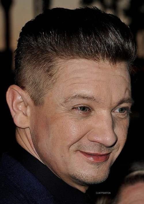 jeremy renner haircut 2018