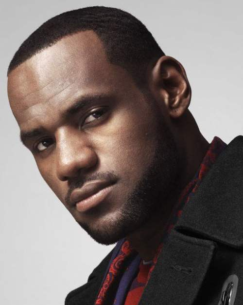 lebron james new hairstyle