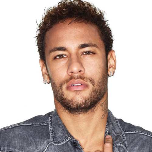 neymar curls haircut