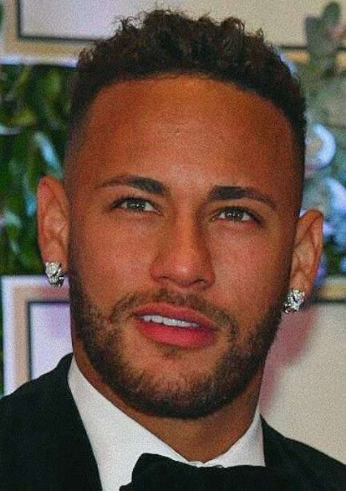 neymar haircut 2016