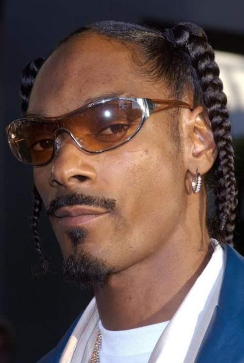snoop dogg braids dreadlock hairstyle