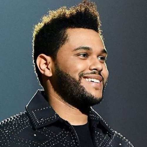 the weeknd current haircut