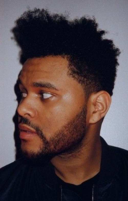 the weeknd haircut starboy