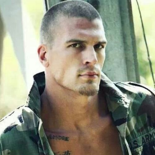 Military Haircut Army Haircut Soldier Haircut Mens Hairstyles